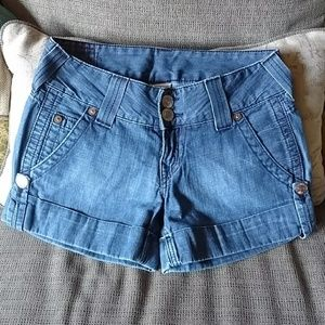 True religion sz 27 women's shorts